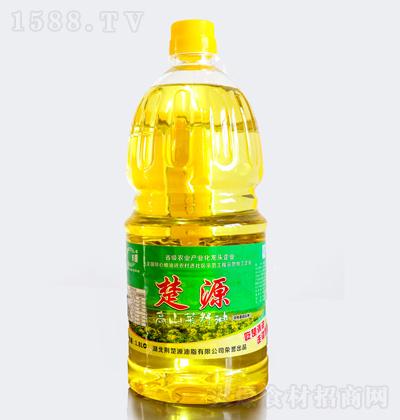 楚源 高山菜籽油 1.8L