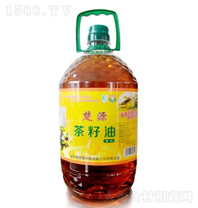 楚源 茶籽油(特纯)5L
