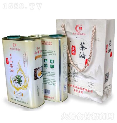 楚源 有机山茶油 1L