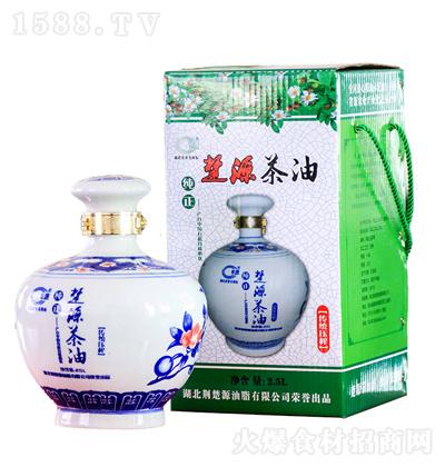 楚源 纯正茶油 2.5L