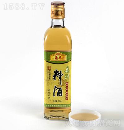 上海鼎丰 姜汁料酒 500ml