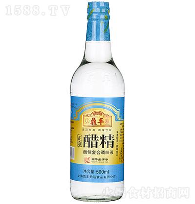 上海鼎丰 醋精 500ml