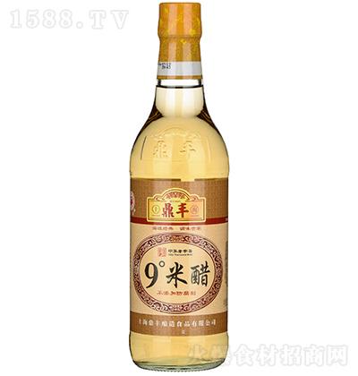 上海鼎丰 9度米醋 500ml
