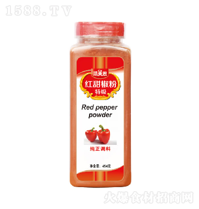 味美思 红辣椒粉 454克
