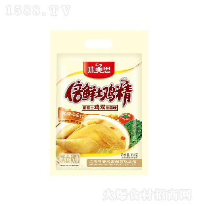 味美思  倍鲜土鸡精 454克