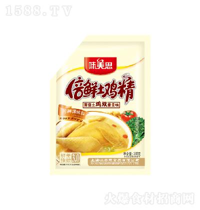 味美思  倍鲜土鸡精 300克