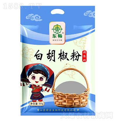 东畅 白胡椒粉 30g
