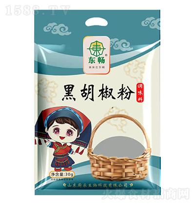 东畅 黑胡椒粉 30g