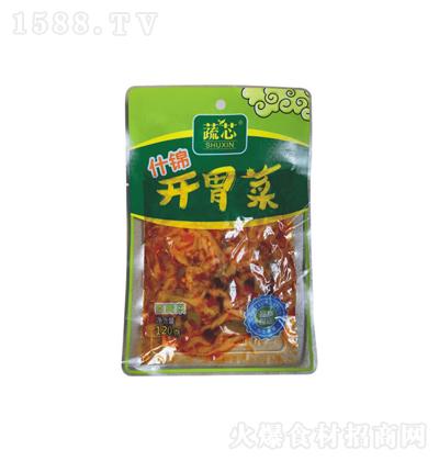 蔬芯 什锦开胃菜 120g