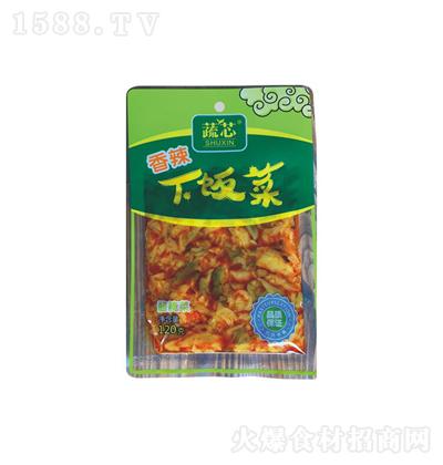 蔬芯 香辣下饭菜 120g