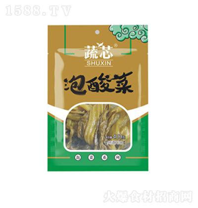 蔬芯 泡酸菜 400g