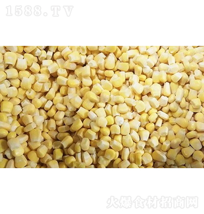 德盛食品 甜玉米粒