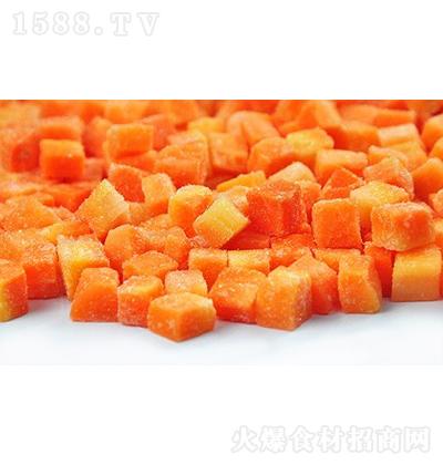 德盛食品 胡萝卜丁
