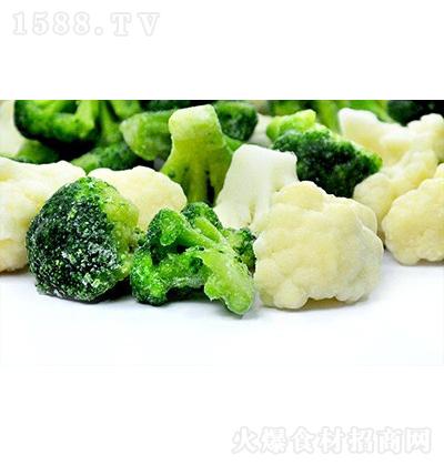 德盛食品 白绿菜花