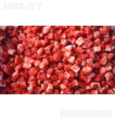 德盛食品 草莓丁