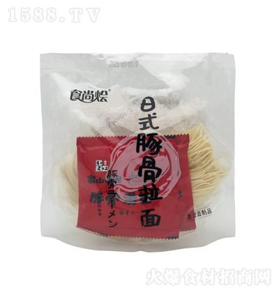 食尚烩 日式豚骨拉面(生湿面制品、带料包)
