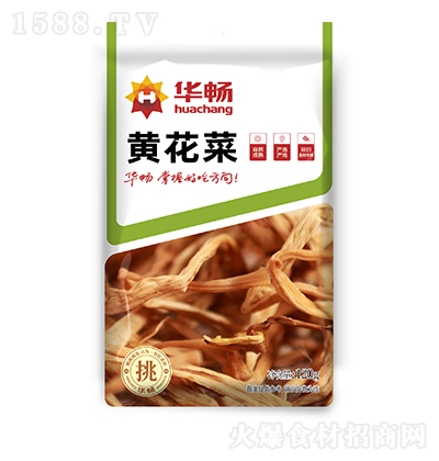 华畅 黄花菜 120g