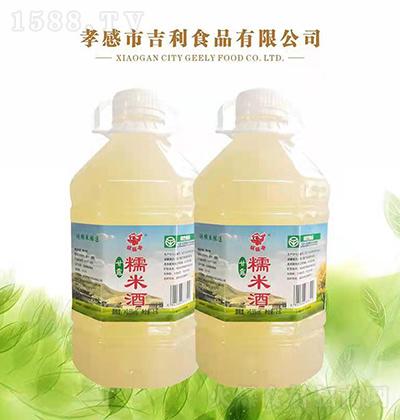 旺福龙 甘露糯米酒 2.5L