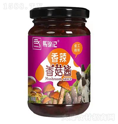 马锦记 香辣香菇酱 200克