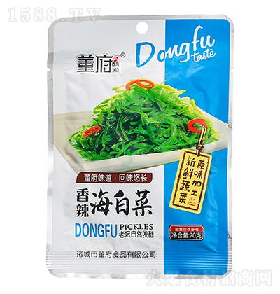 董府味道 香辣海白菜 70克