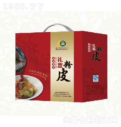 中苑食品 红薯粉皮礼盒