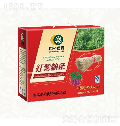 中苑食品 红薯粉条礼盒