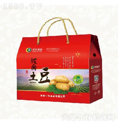 中苑食品 陇南土豆