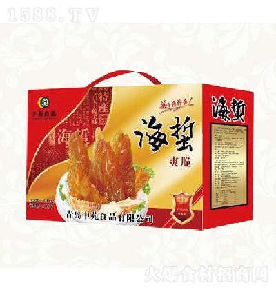 中苑食品 爽脆海蜇头礼盒