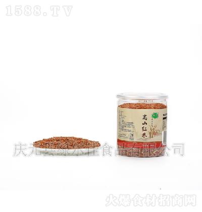 森皇 高山红米(瓶装)300g