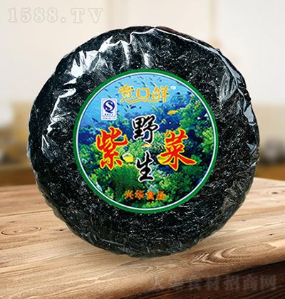 意口鲜 野生紫菜