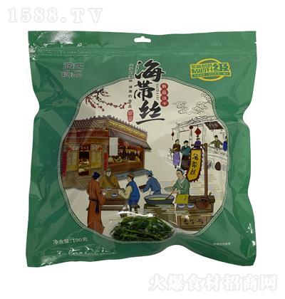 蓝王食品 淡干海带丝 100克