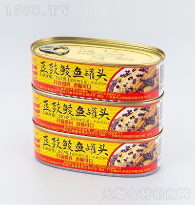 宝和豆豉鲮鱼罐头【227克】