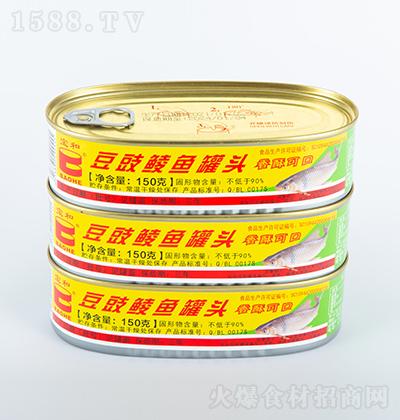 宝和豆豉鲮鱼罐头【150克】