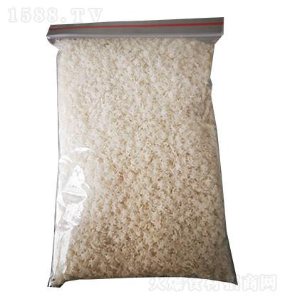 糠学士白色五角星面包糠