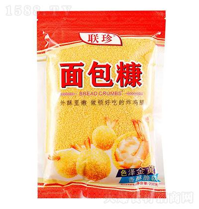 联珍黄面包糠【230克】