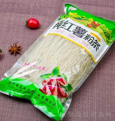 豫鼎源纯红薯粉条400克