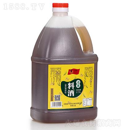 亿淘猫姜葱料酒2.5升