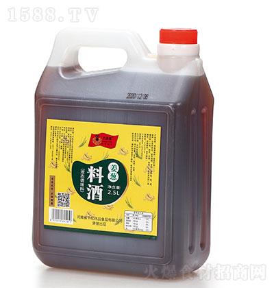 亿淘猫姜葱料酒2.5L