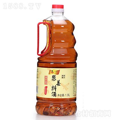 亿淘猫葱姜料酒1.9L