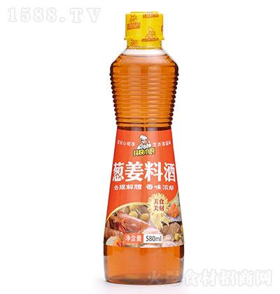抖快小葱姜料酒580ml