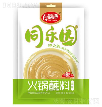同乐园火锅蘸料(原味)120克