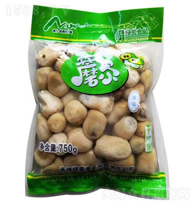 蘑尔 草菇 750g