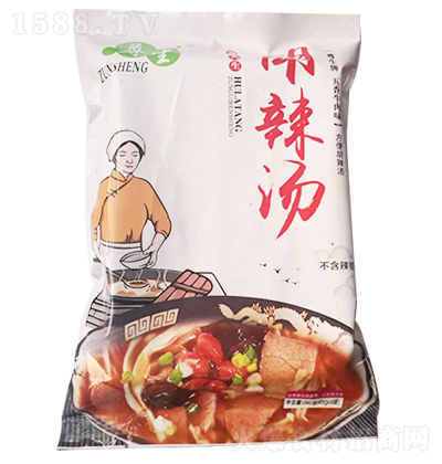 尊生 五香牛肉味胡辣汤 260克(4袋x65克)