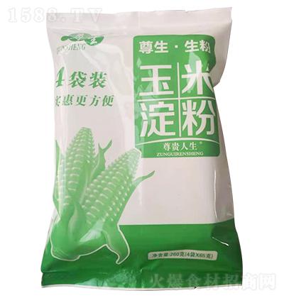 尊生 玉米淀粉 260克(4袋x65克)