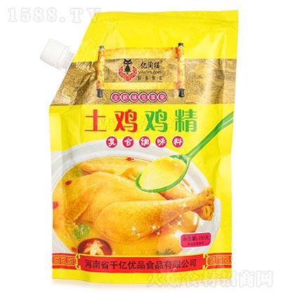 亿淘猫 土鸡鸡精 200克
