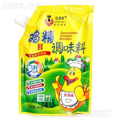 亿淘猫 鸡精调味料 200克