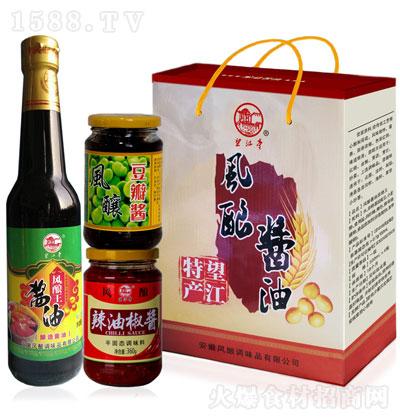 望江亭 风酿酱油