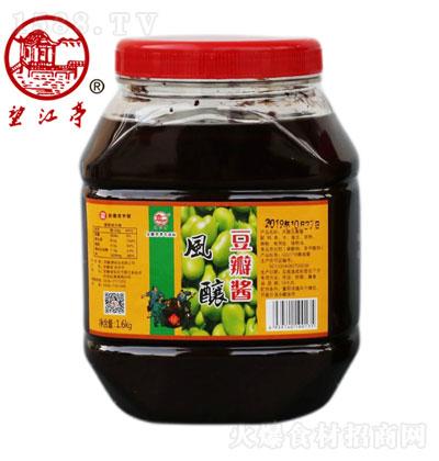望江亭 风酿豆瓣酱 1.6kg