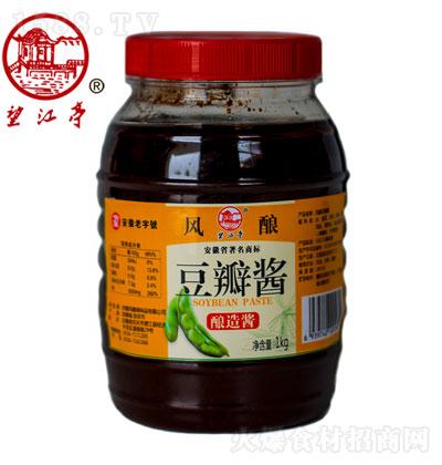 望江亭 风酿豆瓣酱1kg
