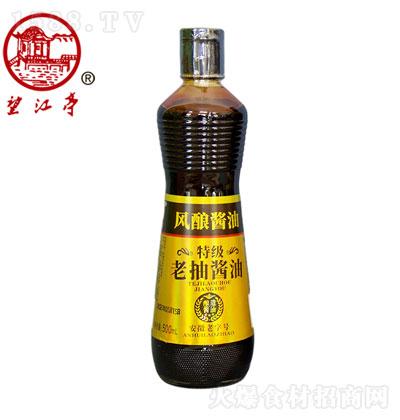 望江亭 特级老抽酱油 500ml